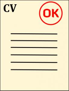 Rédigez un bon CV avec votre écrivain public